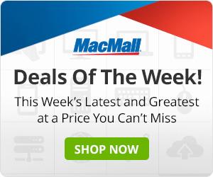 Black Friday Presale at MacMall.com