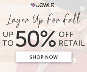 Jewlr Back to School Sale - Up to 65% Off Retail!