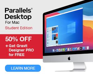 Parallels Desktop Student Edition