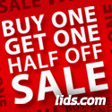 $5 Clearance Sale for a limited time at lids.com™!
