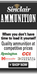 Ammunition Grand Opening at SinclairIntl.com