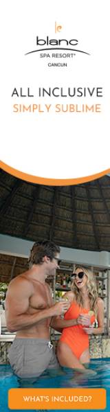 All Inclusive Vacation at Le Blanc Spa Resort.