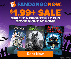 FandangoNOW - 31 Days of Horror Sale - Rentals up to 50% off