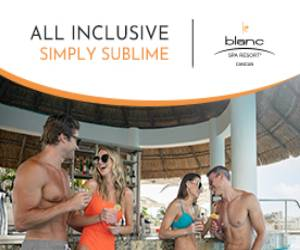 All-Inclusive meet All Exclusive. Save up to 30% at Le Blanc Spa Resort. Safe Travels. Book Now!