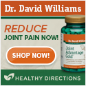 Dr Williams joint pain relief