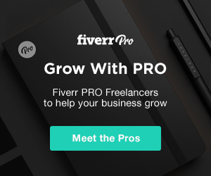 Image for 300x250 Fiverr Pro
