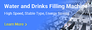Water and Drinks Filling Machine