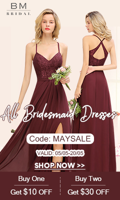 Bridesmaid Dresses From BMbridal