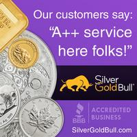 Build Your Wealth in Ounces! SilverGoldBull.com