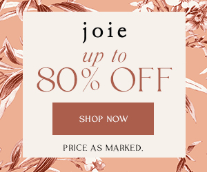 Shop Joie's Warehouse Sale