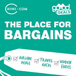 Kiwi - Book Cheap Flights