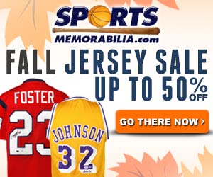 Spring sales on NFL sports jerseys, 50% off your favorite team shirt