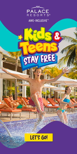 6th night free. Make up for missed travel. Up to 30% off all-inclusive luxury at Moon Palace Jamaica