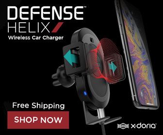Image for Wireless Qi Car Charger for iPhone & Samsung by X-Doria