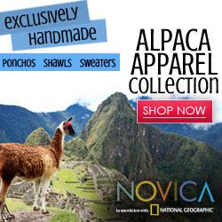 Winter Alpaca Collection