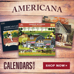 Shop Americana at Calendars.com Now!