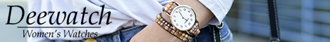 Deewatch Double Wrap Watch