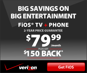 Verizon FiOS Triple Play Deals