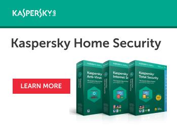 Kaspersky Antivirus Protection & Internet Security 2