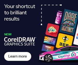 Nouveauté logiciel CorelDRAW Suite & Painter