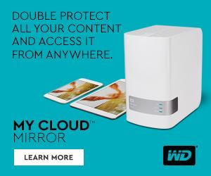 My Cloud Mirror by Western Digital