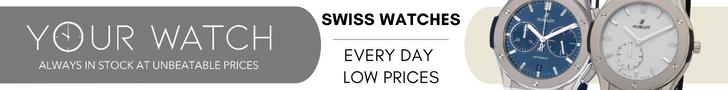 YourWatch.com 40% Off Luxury Watches