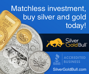 Preserve your wealth! SilverGoldBull.com