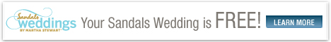 Free Weddings At Sandals Resorts