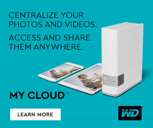My Cloud by Western Digital