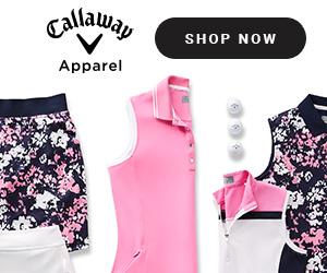 Callaway Apparel - Women 300x250