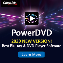 US - PowerDVD 10 3D Ultra Mark II - New Product