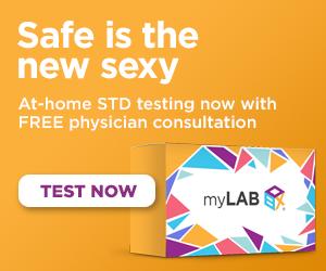 STD test kit