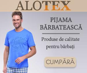 Alotex.ro: Pijama Bǎrbateascǎ