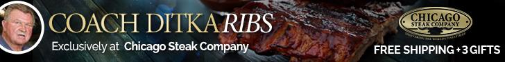Chef Dikta Ribs - Free Shipping + 3 Gifts