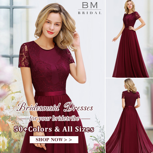 2020 Bridesmaid Dresses