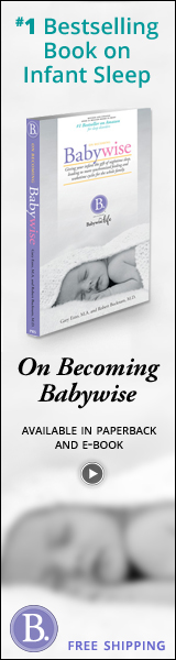 BabyWise - On Becoming Babywise - The Infant Sleep Book