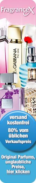 Versandkostenfrei FragranceX