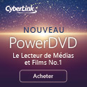 FR - Nouveau PowerDVD 10 Ultra 3D Mark II