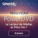 FR - Nouveau PowerDVD 10 Ultra 3D