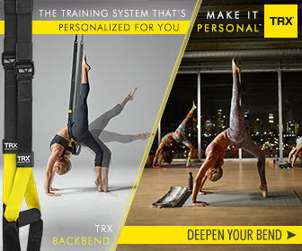 Make It Personal - TRX Training - Yoga