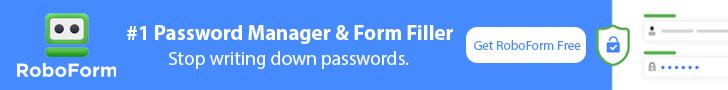 RoboForm passwords manager