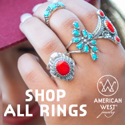 American West Jewelry - Shop All Rings