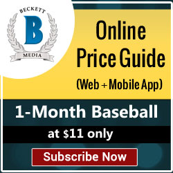 Buy 1 Month Baseball Price Guide_250x250