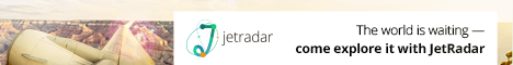 Jetradar - Cheap flights from dozens of travel sites