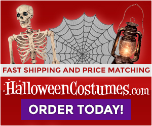 high end Halloween costumes