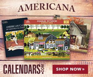 Shop Americana at Calendars.com Now!