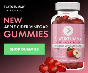 Try the new Apple Cider Gummy's!