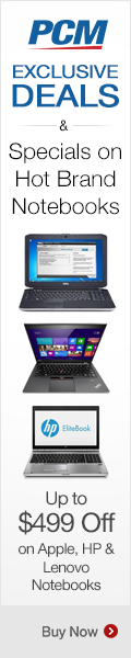 Exclusive! HP Refurbished Offers!