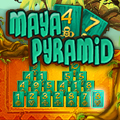 Play Maya Pyramid online for free.