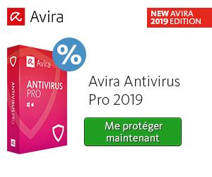 Télécharger Avira antivirus pro 2 mois gratuits
